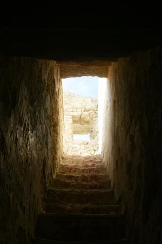 Scala interna Torre di Manfria GELA (3626 clic)