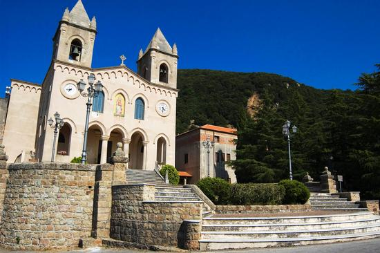Santuario - Gibilmanna (3919 clic)