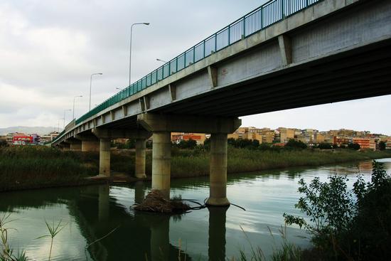 Un ponte di Licata (4662 clic)