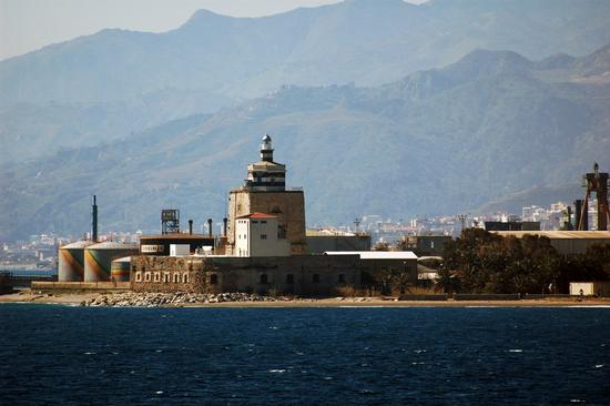 Faro lanterna  - Messina (3545 clic)