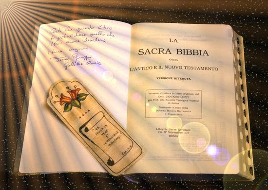 La Sacra Bibbia - Milena (6741 clic)