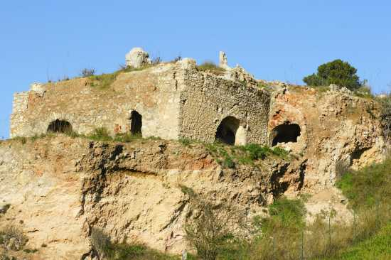 Cava dello Zolfo - Montedoro (4367 clic)