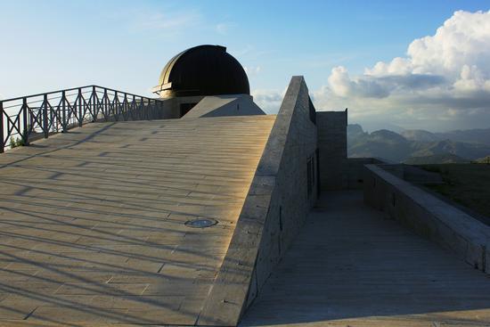 Osservatorio Astronomico - Montedoro (4763 clic)