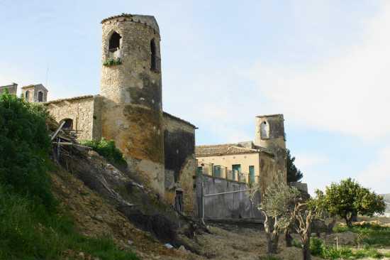 Antico feudio - Mazzarino (2897 clic)