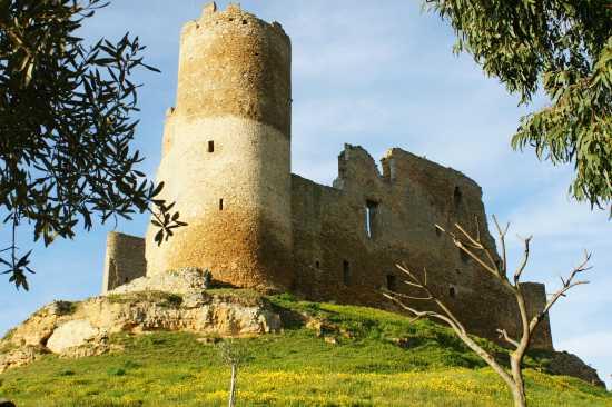 U Castiaddu Medievali di Mazzarinu  - Mazzarino (3420 clic)