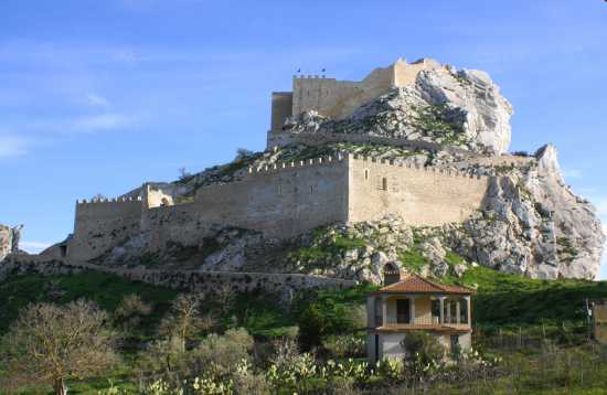 Il Castello - Mussomeli (4386 clic)