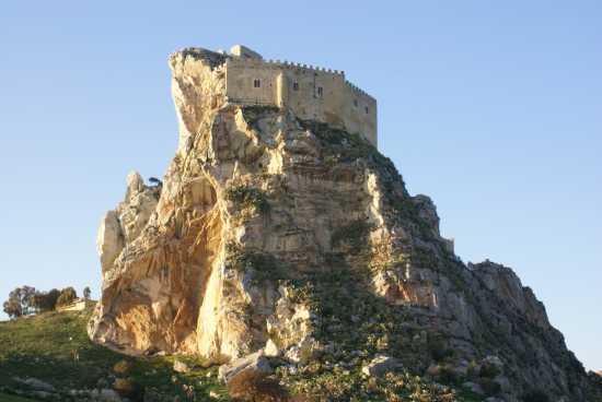 Mussomeli il Castello (2792 clic)