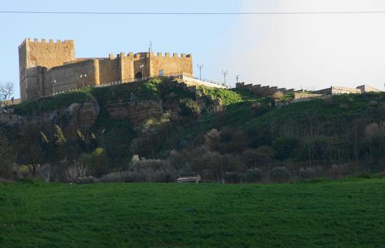 Castello Chiaramontano - Naro (3120 clic)