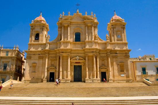 Cattedrale - Noto (4241 clic)