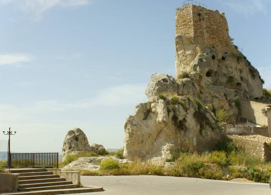 Castello Medievale - Pietraperzia (4199 clic)