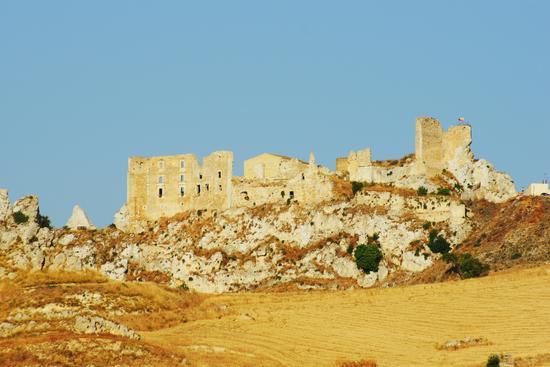 Castello Medievale - Pietraperzia (4845 clic)