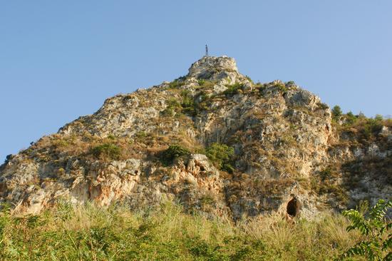 La Montagna con le grotte  - Palermo (4857 clic)