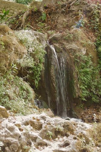 Cascata alla Fontana - Racalmuto (3441 clic)