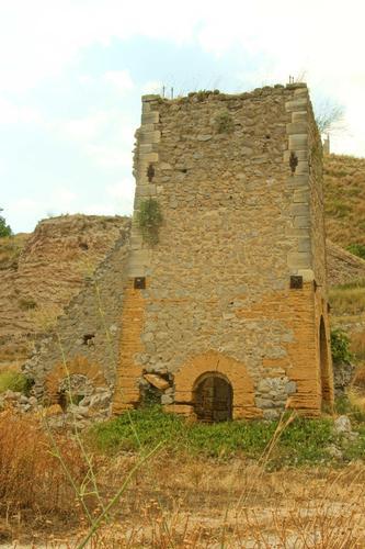 Torre di prelevamento dello Zolfo. - Racalmuto (3341 clic)