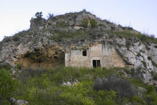 La Casa nella Roccia - Riesi (4756 clic)