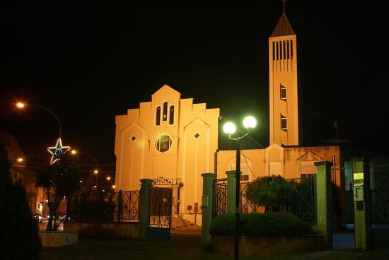 Chiesa Don Bosco  - Riesi (3903 clic)