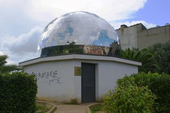 Planetario - Roccapalumba (4010 clic)