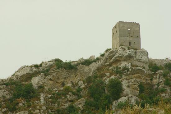 La Torre sulla Roccia - Sommatino (3172 clic)
