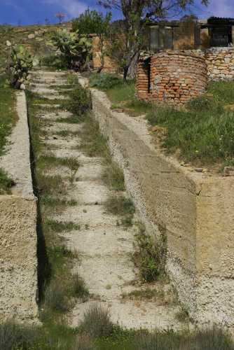 Antica dimora coloniale  - Sommatino (3823 clic)