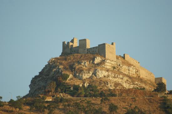 Castello Medievale - Vicari (5322 clic)