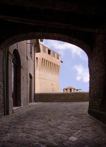 Mondavio, scorcio (615 clic)