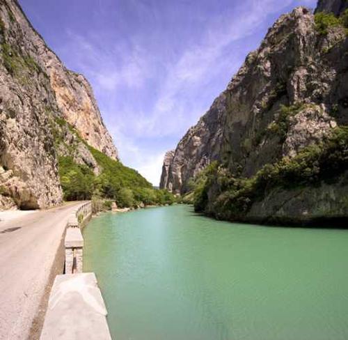 Passo del Furlo - Acqualagna (4583 clic)