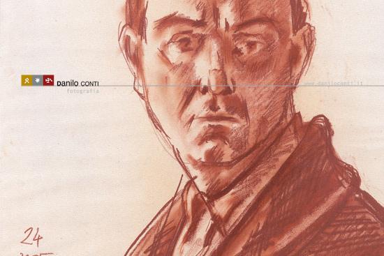 Raccolta di grafica nel palazzo del Feudatario. Anselmo Bucci - Montefelcino (2323 clic)