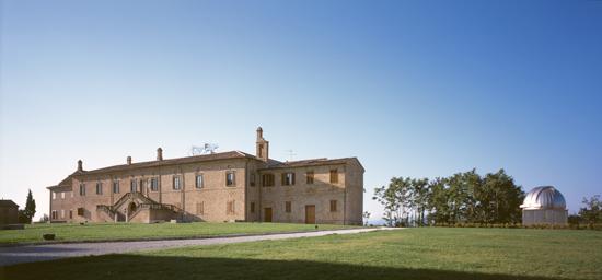 La villa del Balì, oggi museo della scienza | SALTARA | Fotografia di Danilo Conti