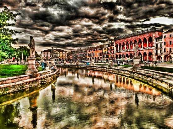 Prato della Valle - Padova (2065 clic)