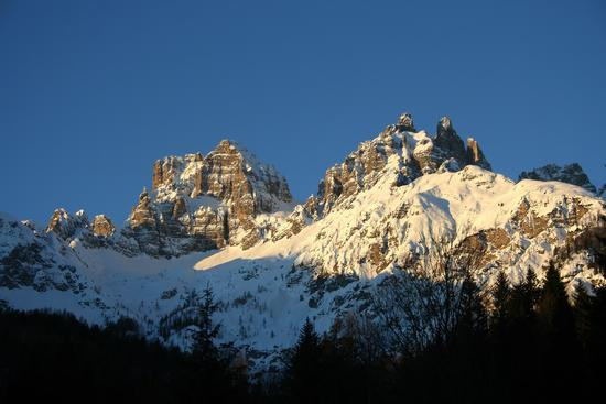 Le belle Alpi Friulane - Forni di sopra (4633 clic)