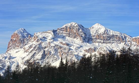Le Tofane - Cortina d'ampezzo (1446 clic)