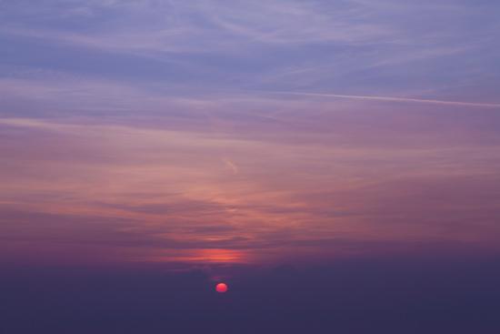 Pennellate di azzurro e di rosa - Trieste (3190 clic)