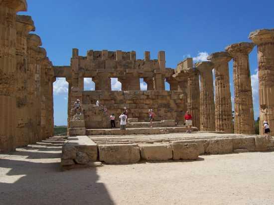 Tempio di Giunone - Agrigento (2634 clic)