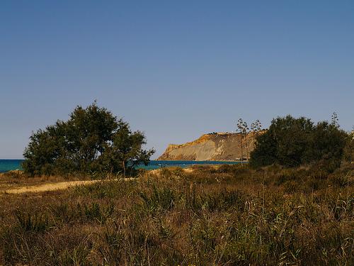 La natura incontaminata.  - Realmonte (3570 clic)