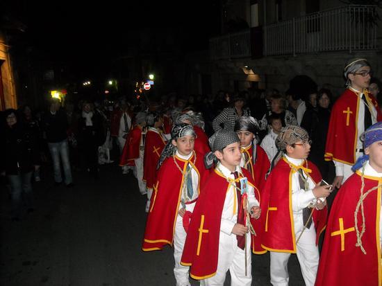 Processione  - Canicattini bagni (2343 clic)
