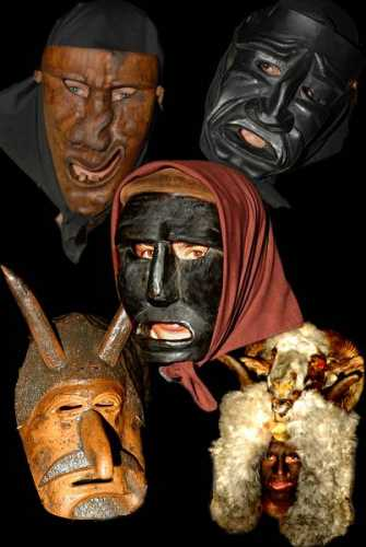 maschere sarde - Muravera (5385 clic)