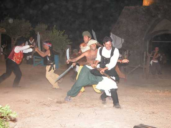 rievocazione battaglia contro i mori - Muravera (2350 clic)