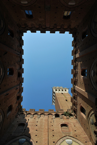 Palazzo comunale - Siena (2289 clic)