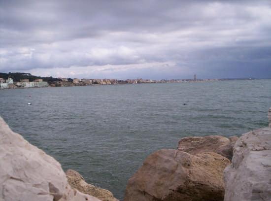Il mare di Anzio (2833 clic)