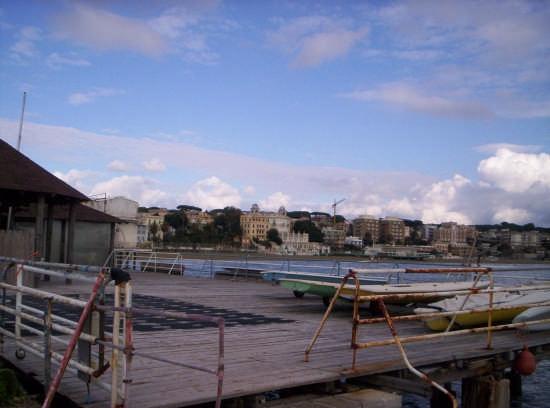 Scorcio del mare di Anzio (2854 clic)
