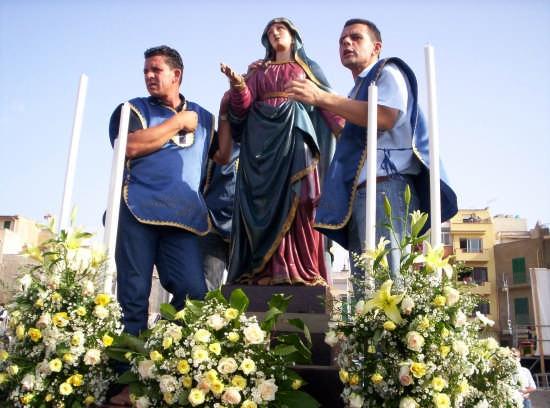 Festa della Madonna Addolorata - Aspra (3381 clic)