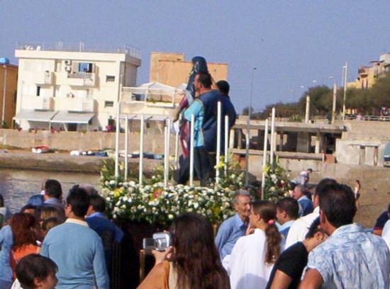 Festa della Madonna Addolorata - Aspra (3457 clic)