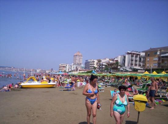 Spiaggia - Nettuno (2656 clic)