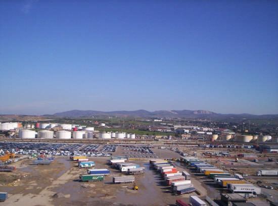 Il porto di Civitavecchia (5553 clic)