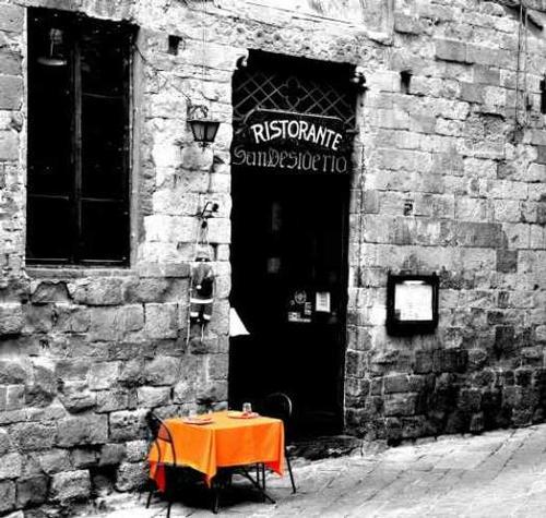 cena privè - Siena (1325 clic)