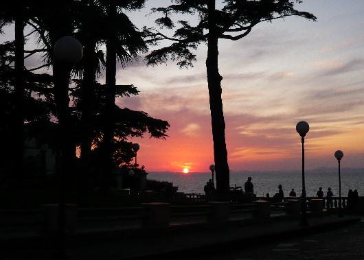 Tramonto a Sorrento (2815 clic)