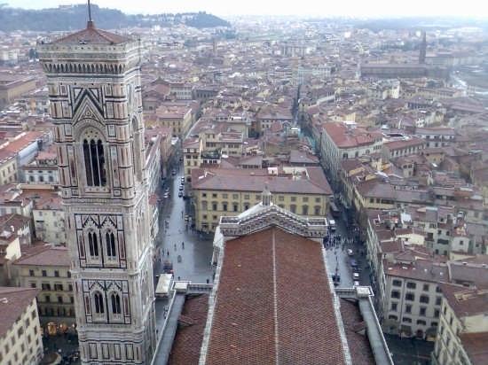 ... erta sopra e' cieli... - Firenze (3960 clic)