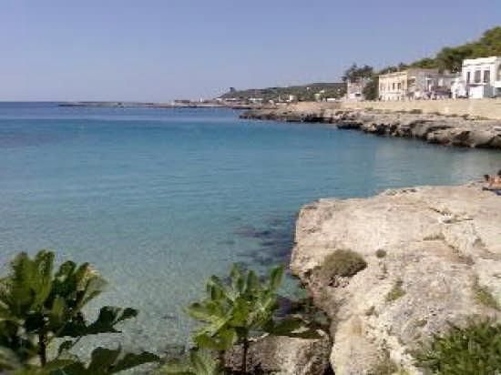 Gli scogli di S.Maria al Bagno - Nardò (4841 clic)