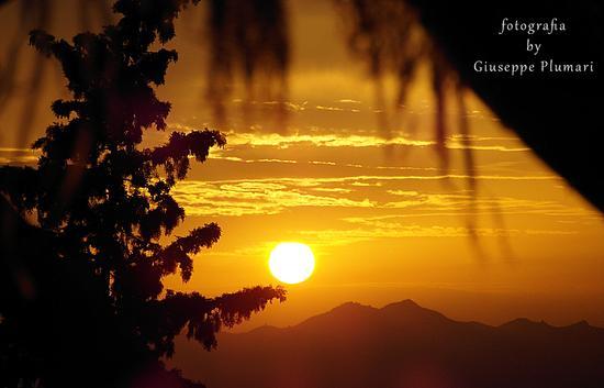 tramonto - Motta sant'anastasia (1564 clic)