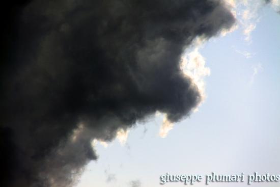 nuvola a facci di vecchia - Motta sant'anastasia (2084 clic)